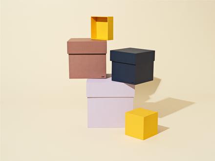 Storage boxes - aesthetic organisation helpers