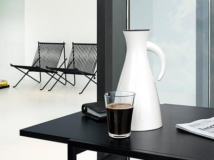 White coffee - thermal jug