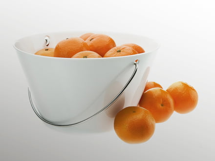 Eva Solo - Porcelain bowl with handle