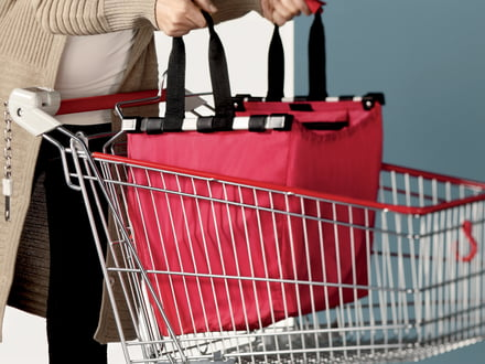Shopping Baskets: Classics in modern robes