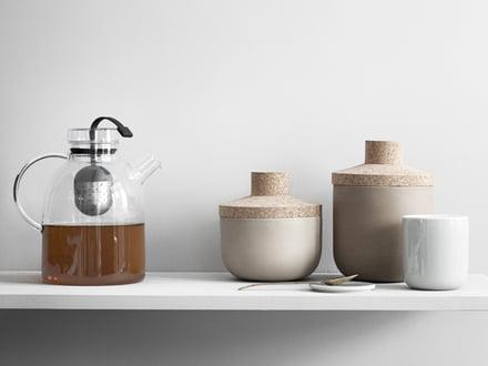 Teapot, tea maker and tea warmer