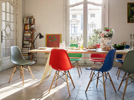 Vitra - Eames Plastic Chair collection