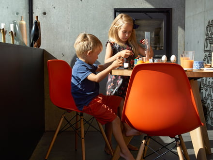 Designer Kitchen Chairs by Vitra