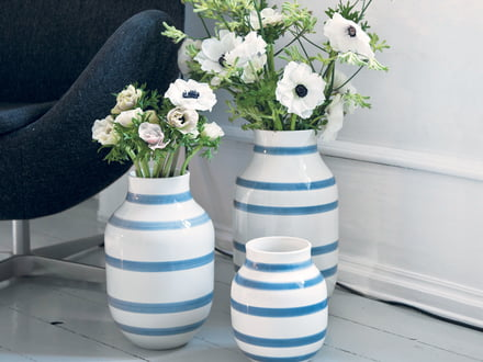 Mediterranean vases