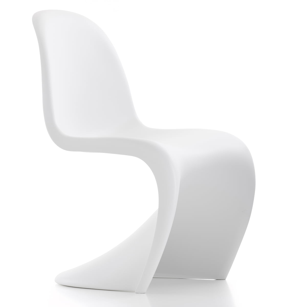 panton chair by vitra in the shop