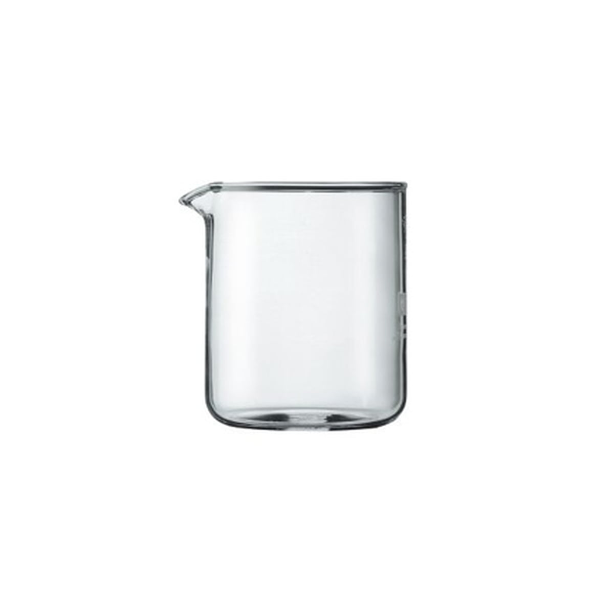 Bodum Replacement Glasses For Coffee Maker 3 Cups