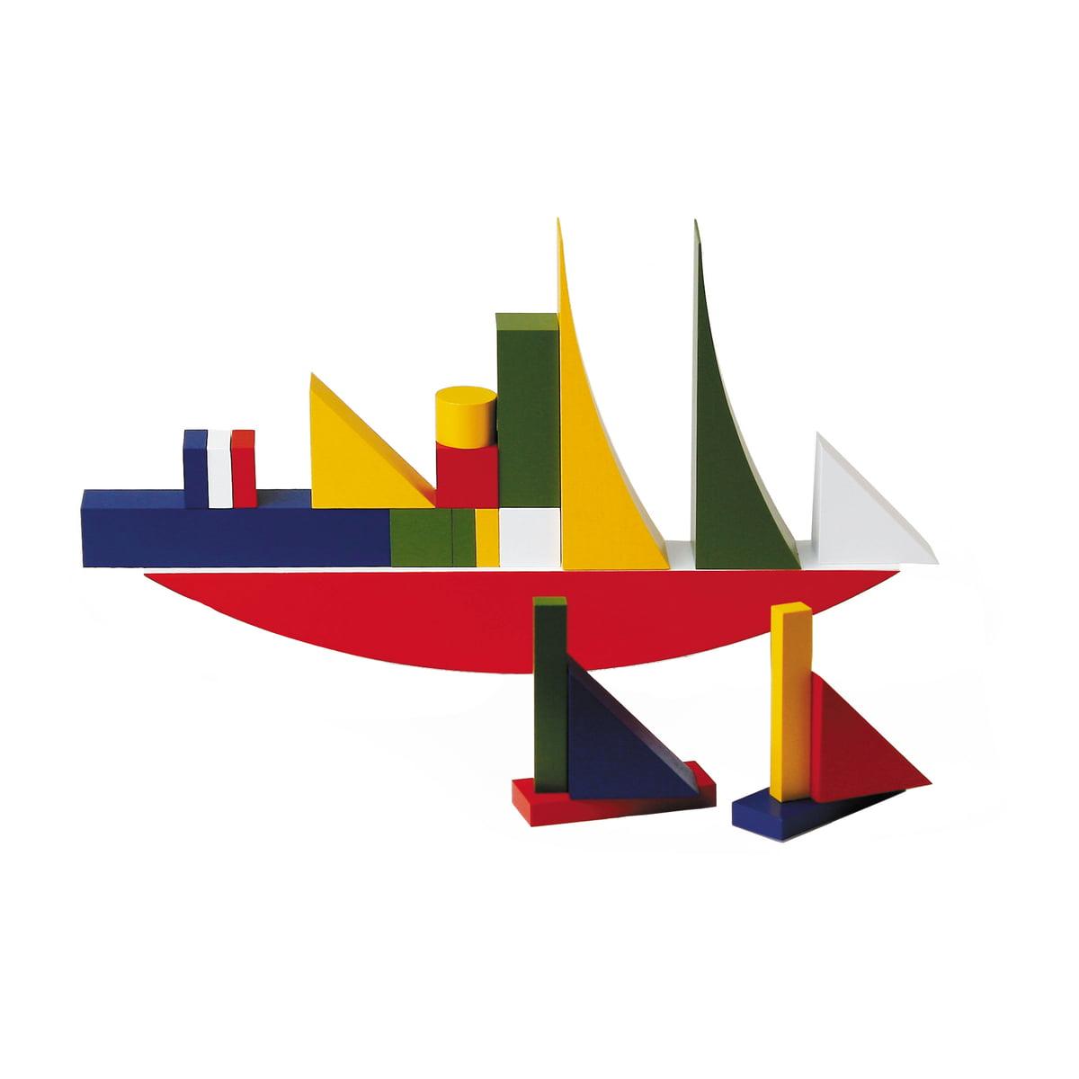 Bauhaus Building Game Naef Spiele Shop