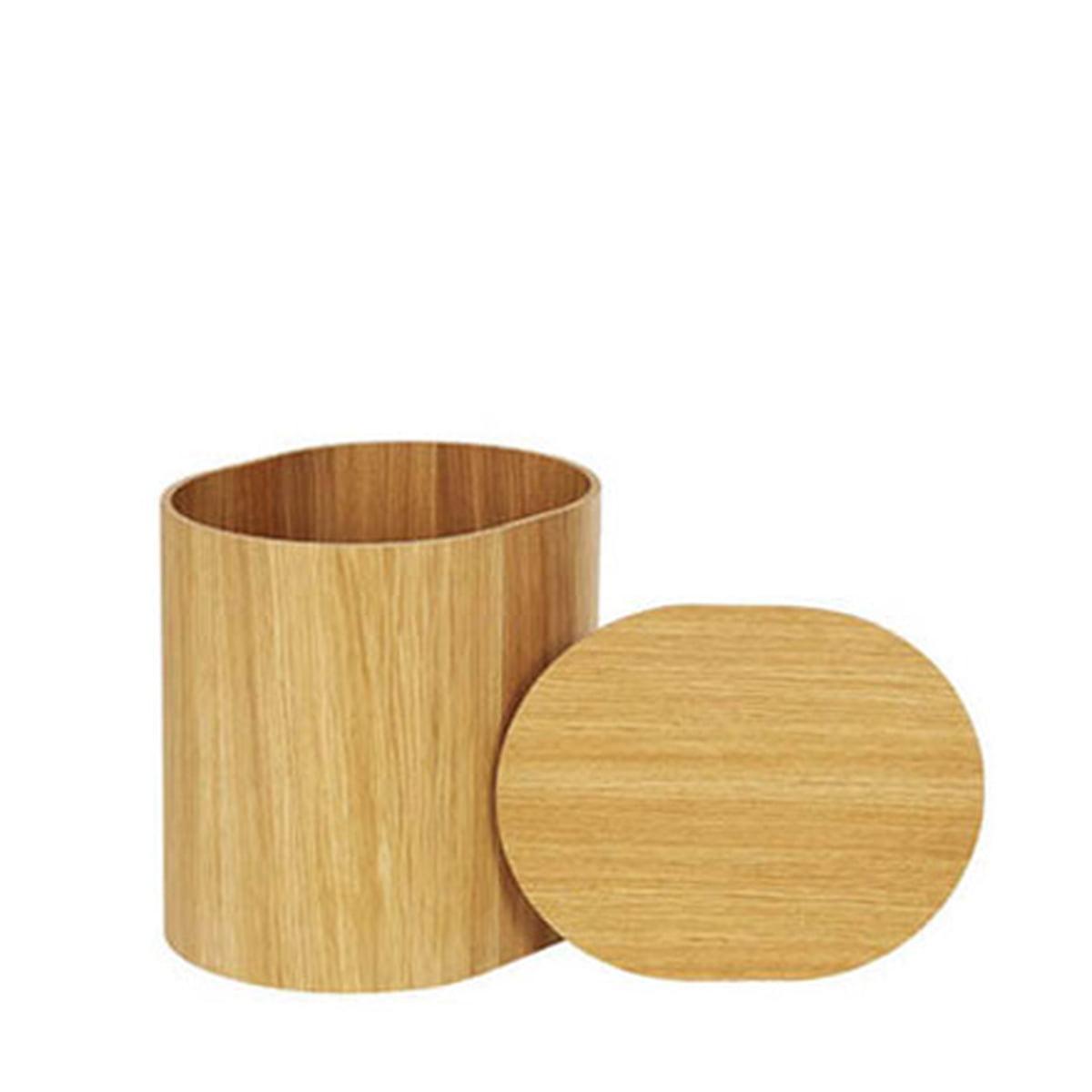 Log storage table swedese shop for Tisch organizer design
