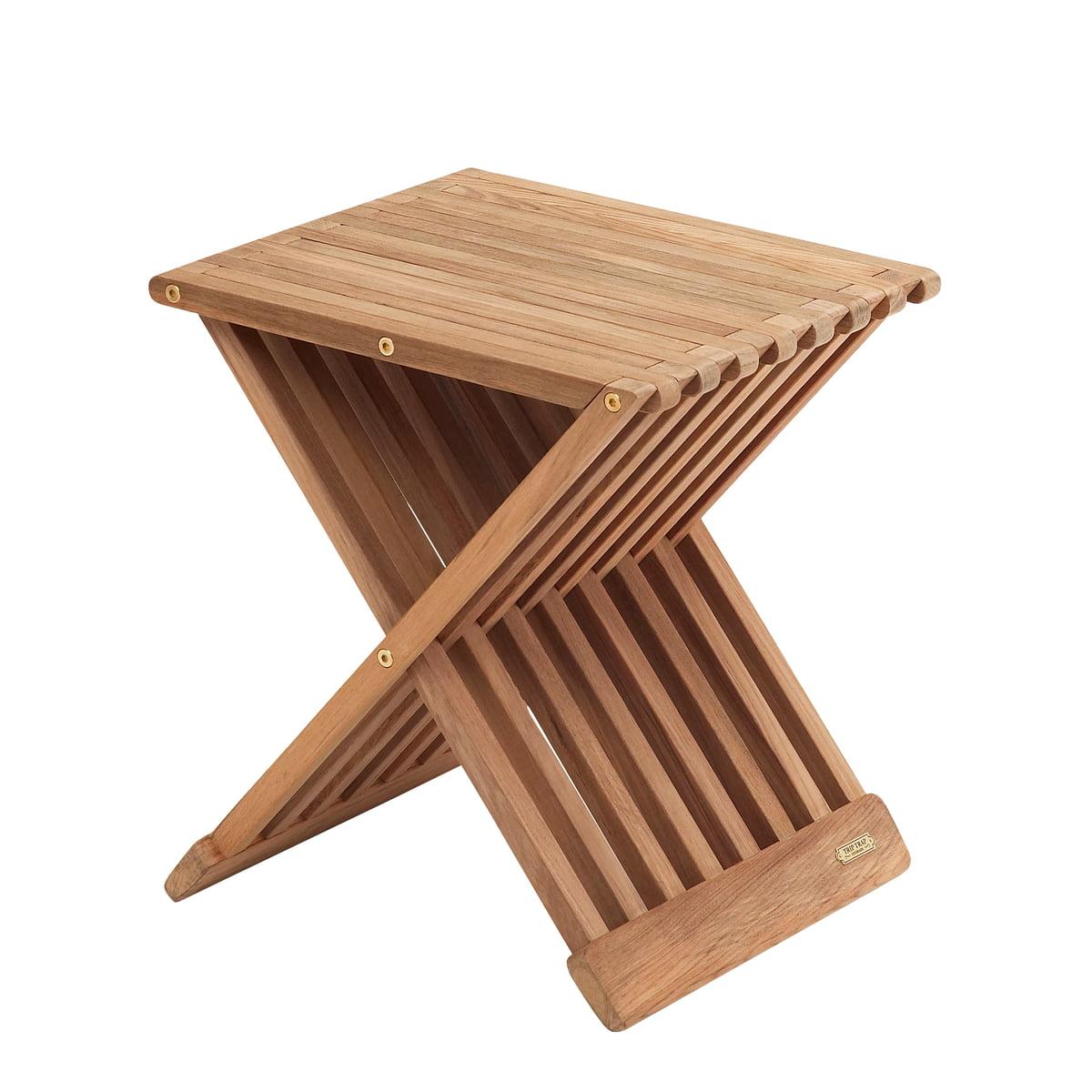 Astonishing Skagerak Fionia Stool Folding Chair Teak Alphanode Cool Chair Designs And Ideas Alphanodeonline