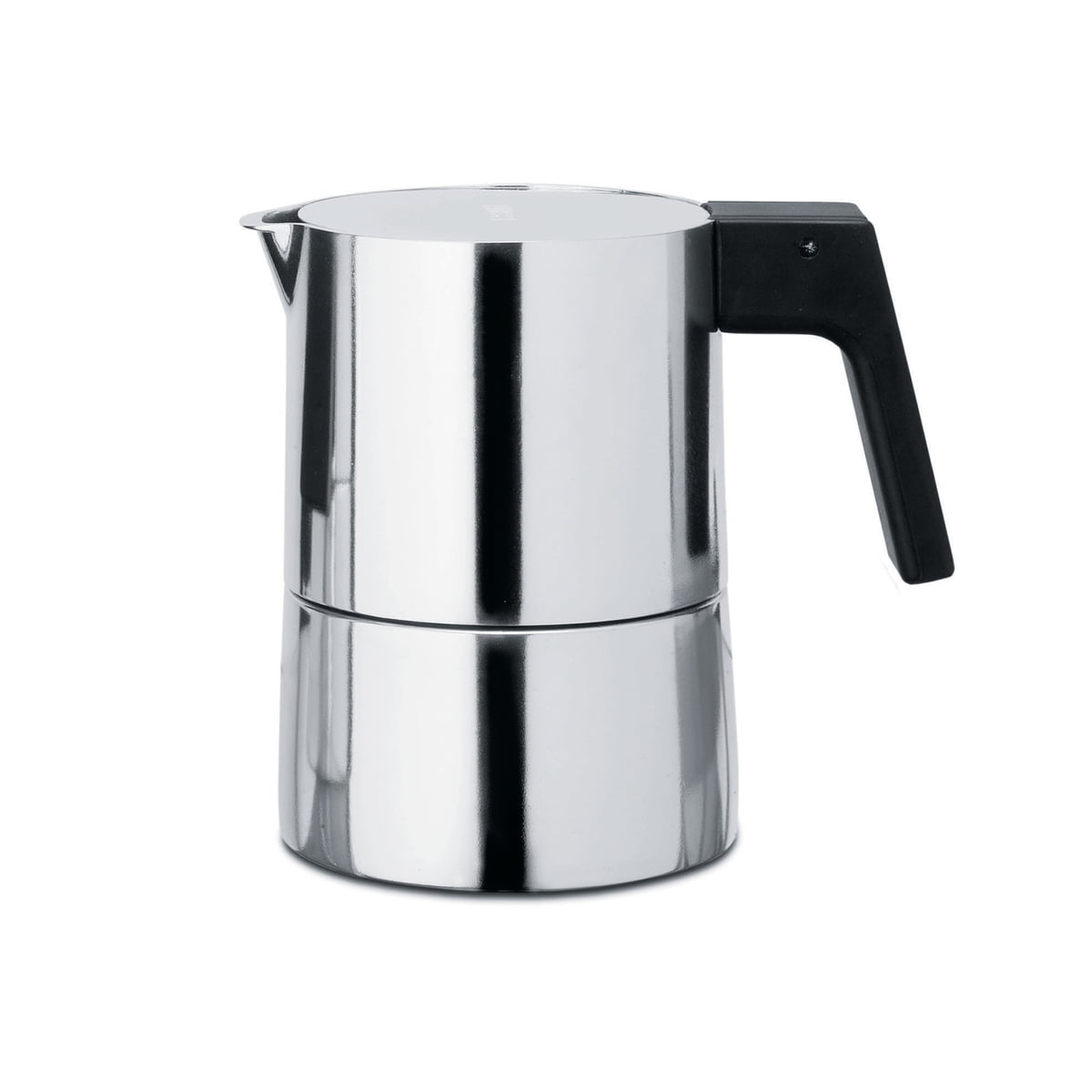 Alessi Espressokocher espresso maker pina by piero lissoni