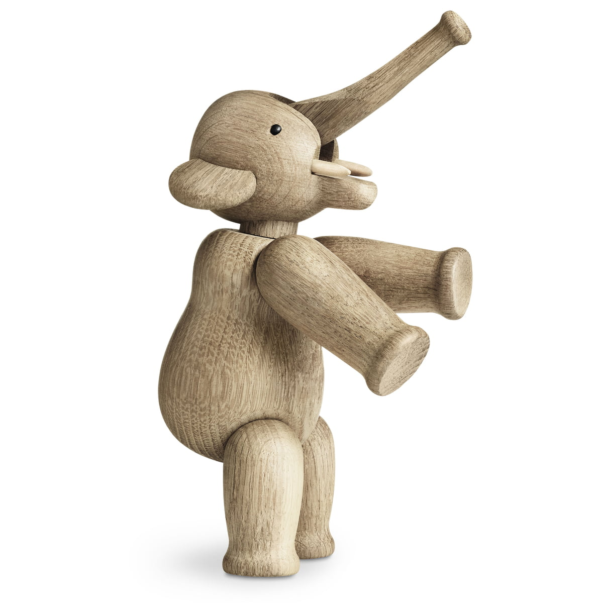 The Wooden Elephant by Kay Bojesen