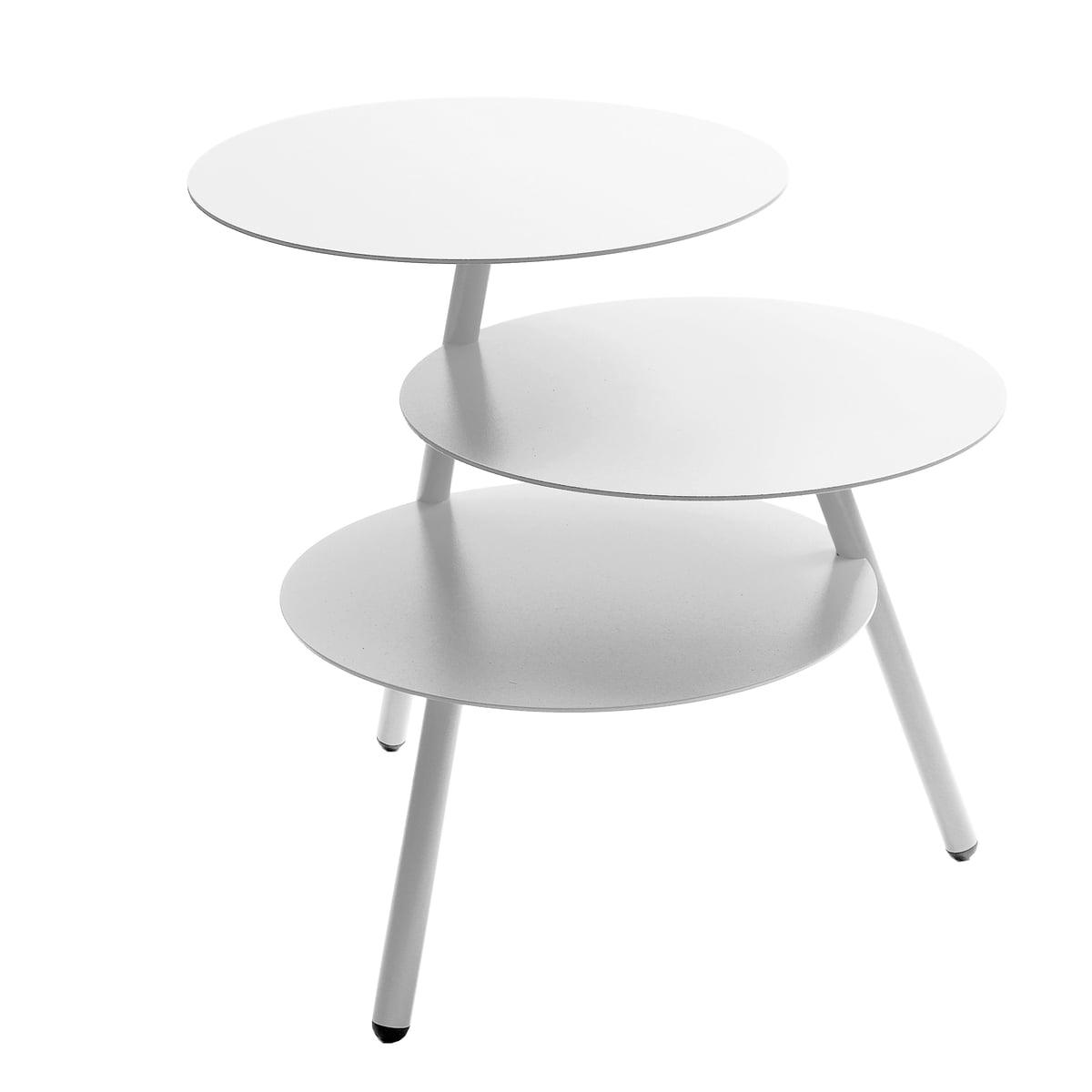 trio sidetable pulpo shop. Black Bedroom Furniture Sets. Home Design Ideas