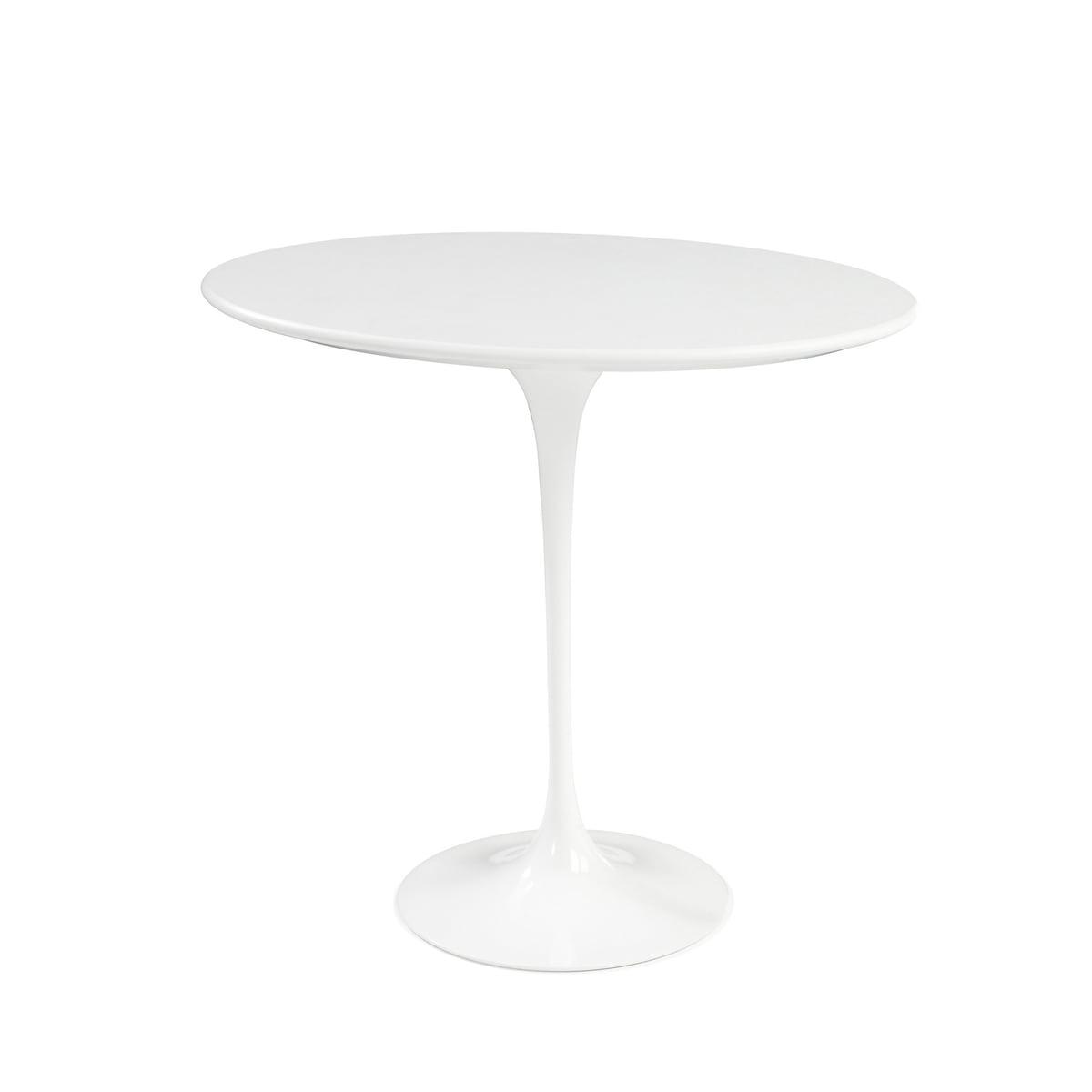 saarinen tulip side table knoll shop. Black Bedroom Furniture Sets. Home Design Ideas