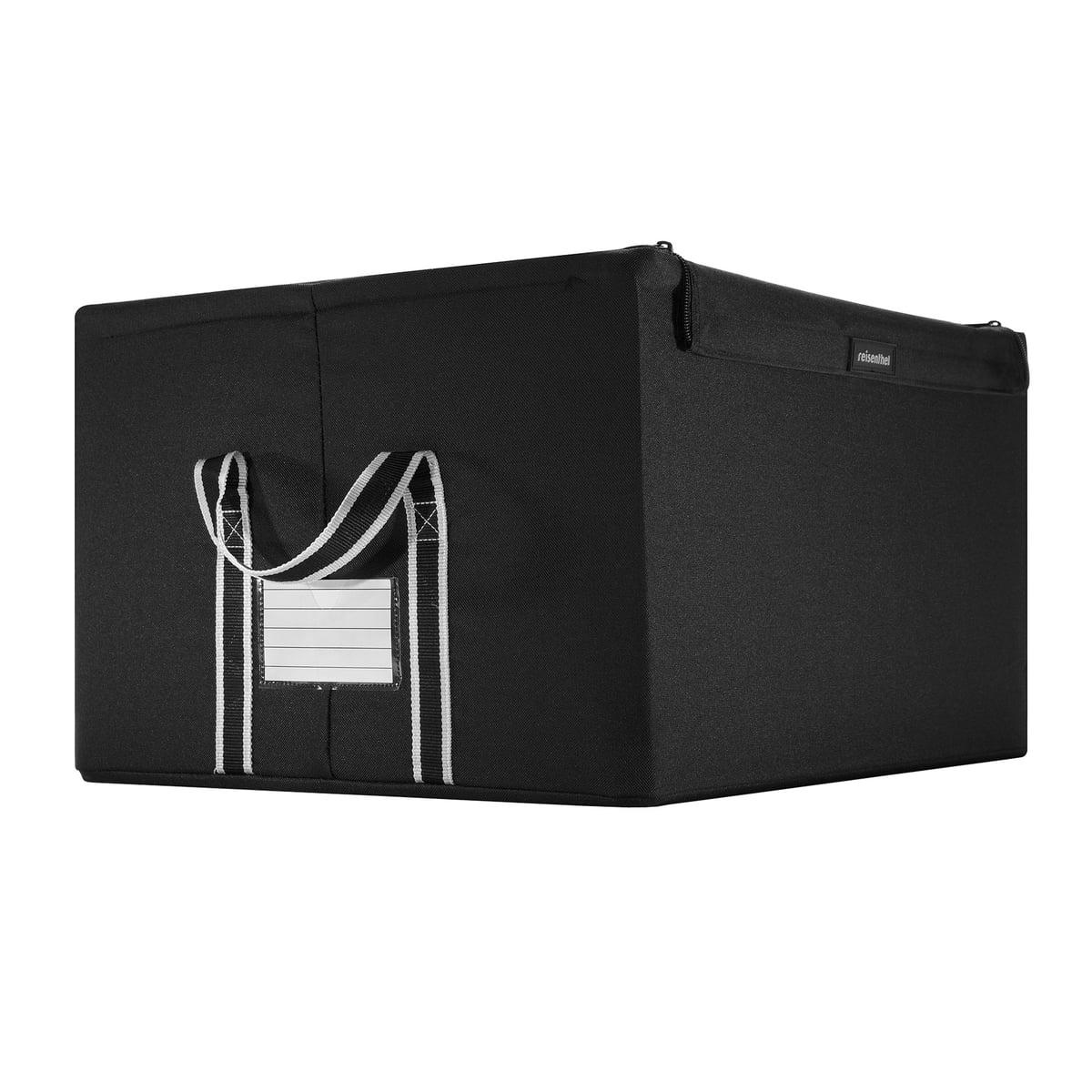 storagebox L by reisenthel in the shop ~ 01230907_Reisenthel Wäschekorb Schwarz