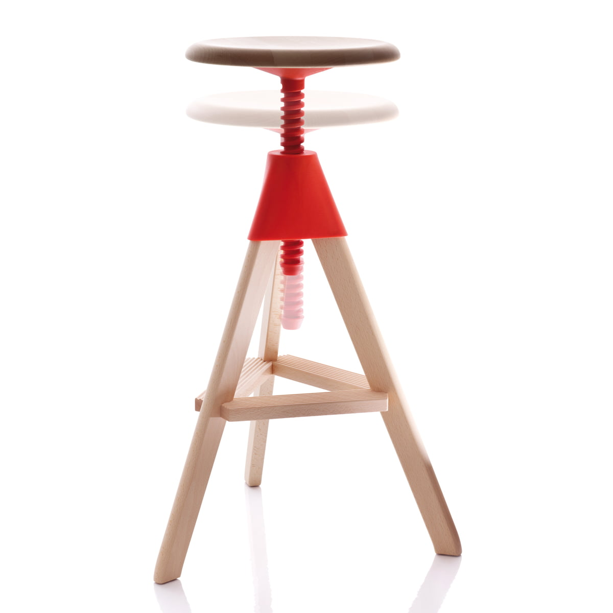 Tom The Wild Bunch Barstool By Magis