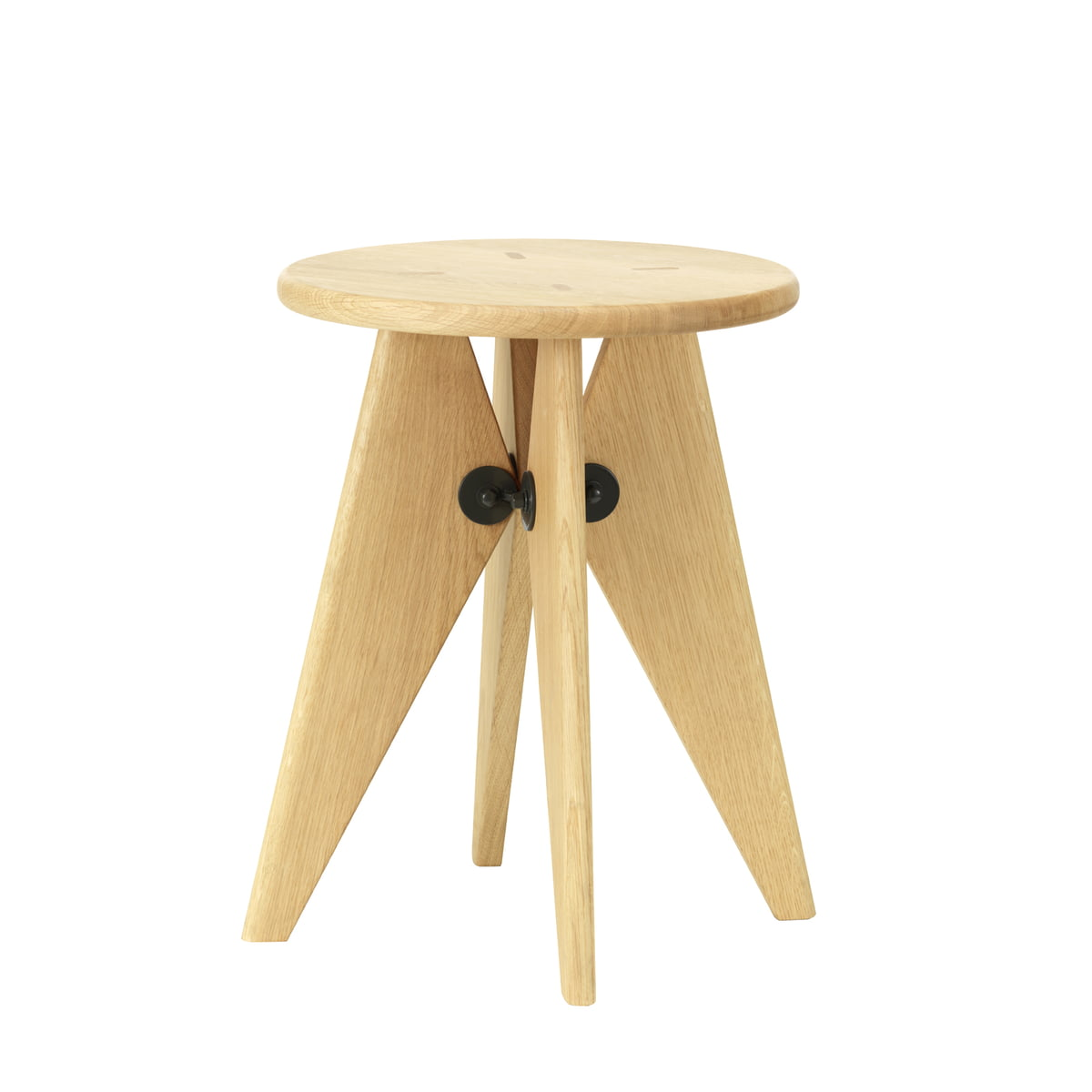 The Tabouret Solvay Stool By Vitra