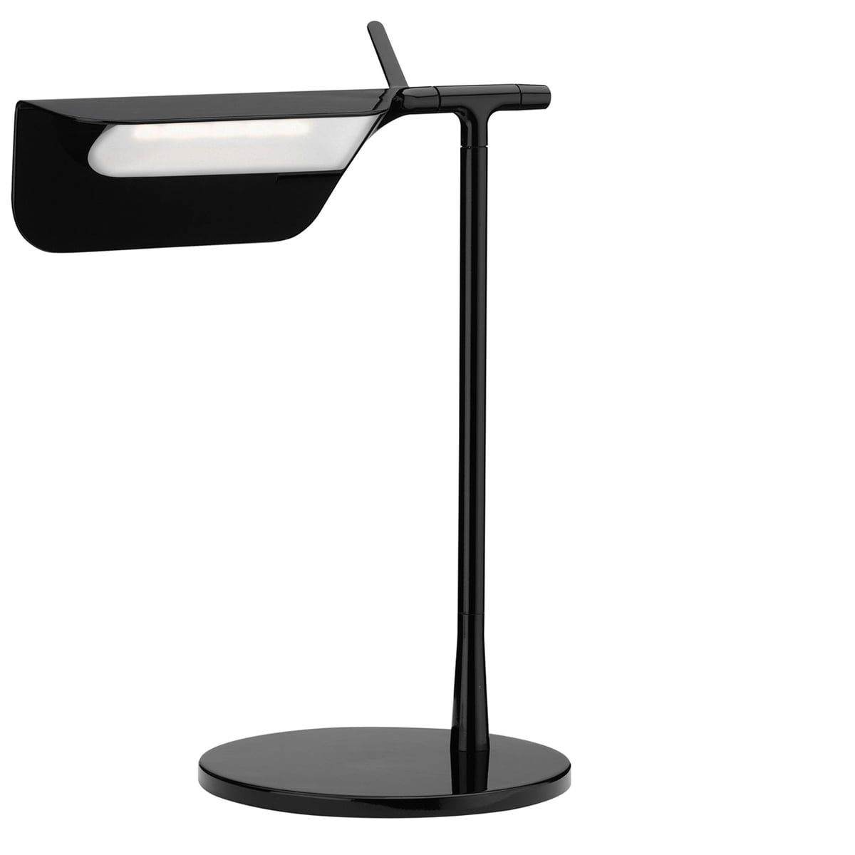 Genial Flos   Tab LED Table Lamp, Schwarz