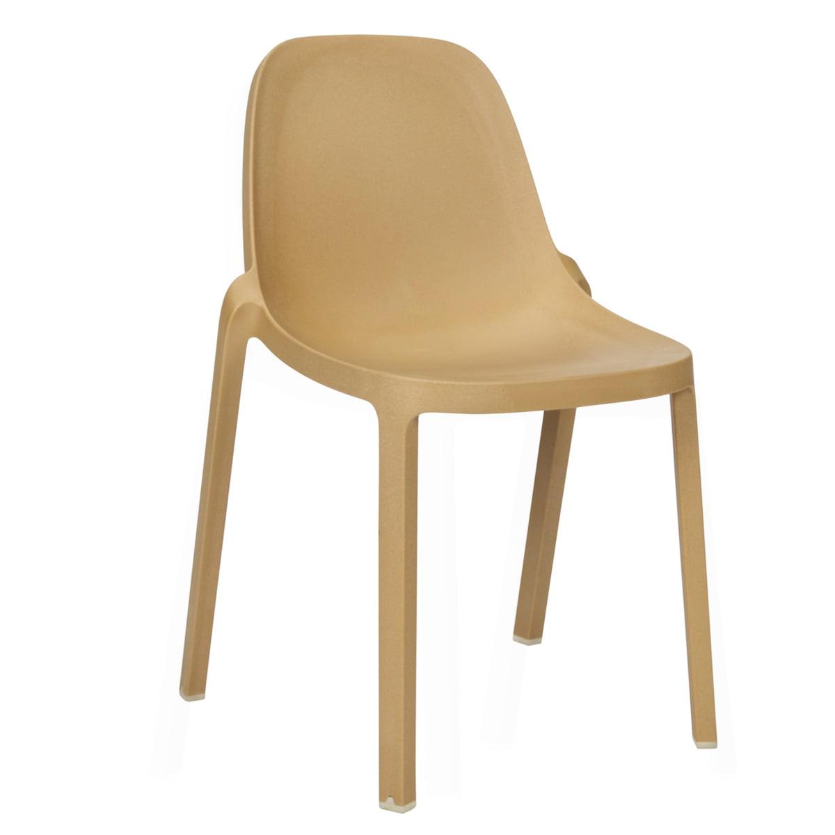 Emeco   Broom Chair, Natural