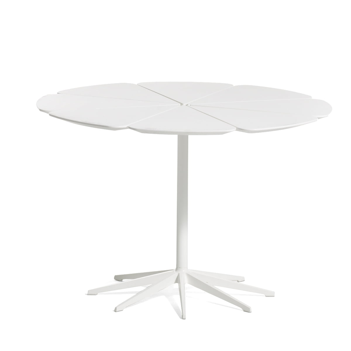 The Petal Dining Table by Knoll in the shop