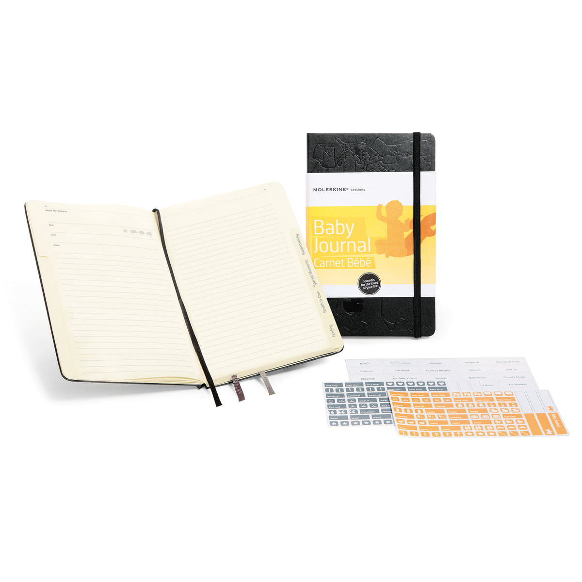 fa4d36303c47f0 The Moleskine Passion Journals in the home design shop