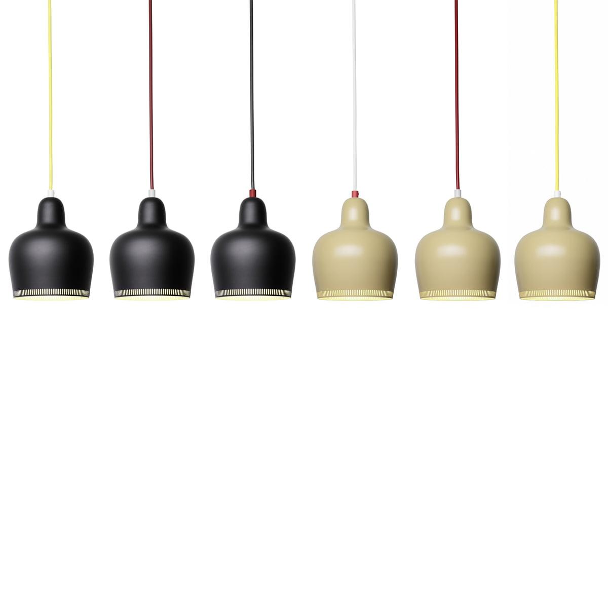 The artek a330s golden bell pendant lamp artek a330s golden bell 3 colours aloadofball Gallery