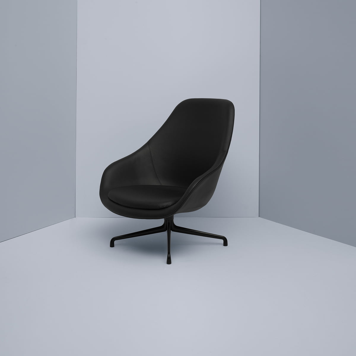 hay about a lounge chair aal 91 in the shop. Black Bedroom Furniture Sets. Home Design Ideas
