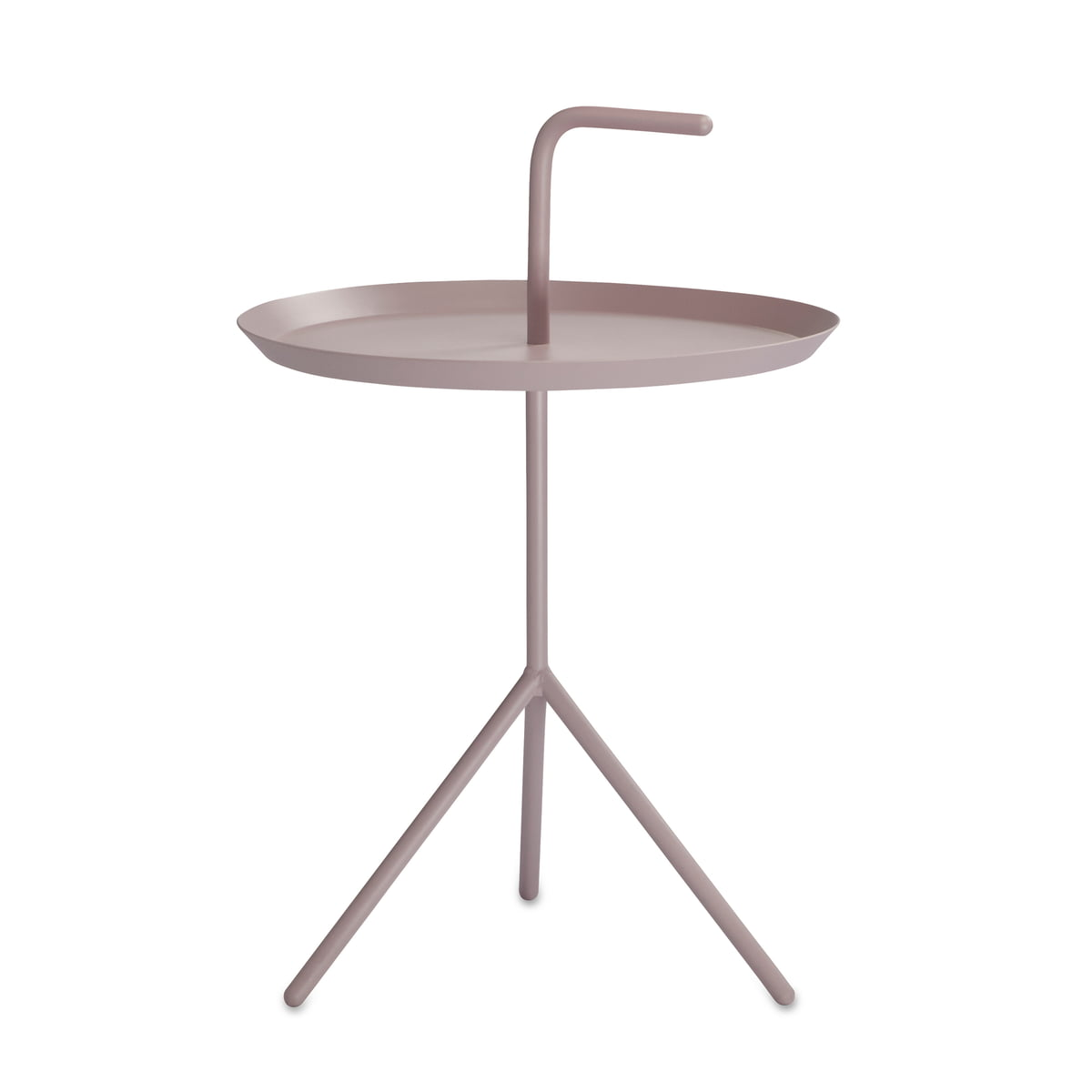 dlm side table by hay in the shop