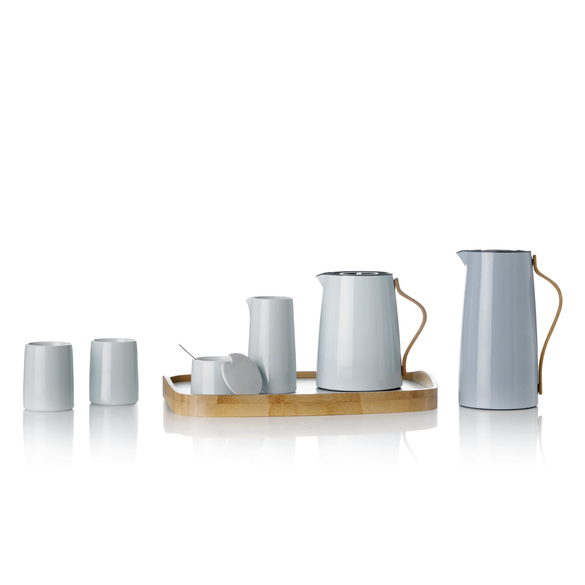 The stelton emma vacuum teapot in the shop for Connox com