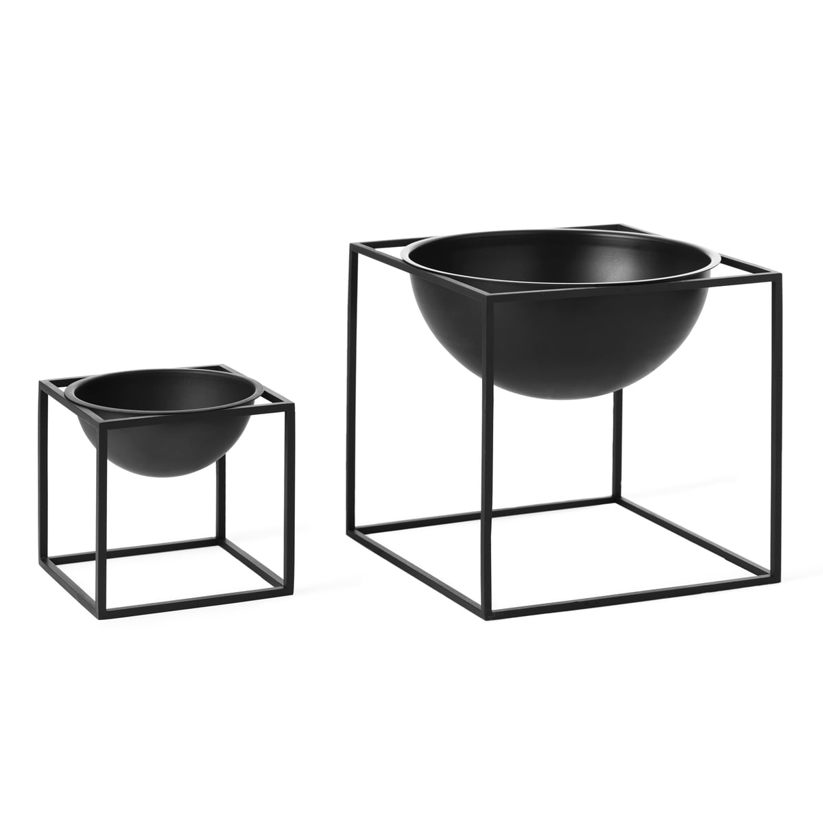 kubus bowl from by lassen at connox. Black Bedroom Furniture Sets. Home Design Ideas