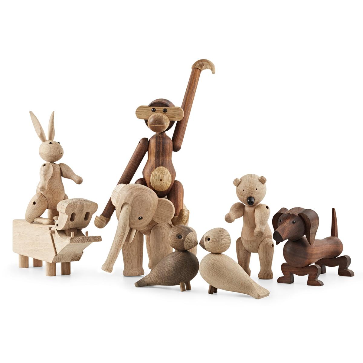 Fremragende Kay Bojesen Wooden Monkey   Connox Shop EM72