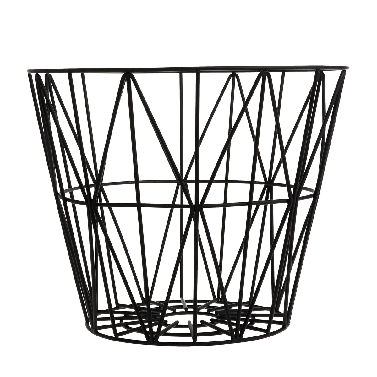 The wire basket from ferm living in the shop ferm living wire basket medium greentooth Images