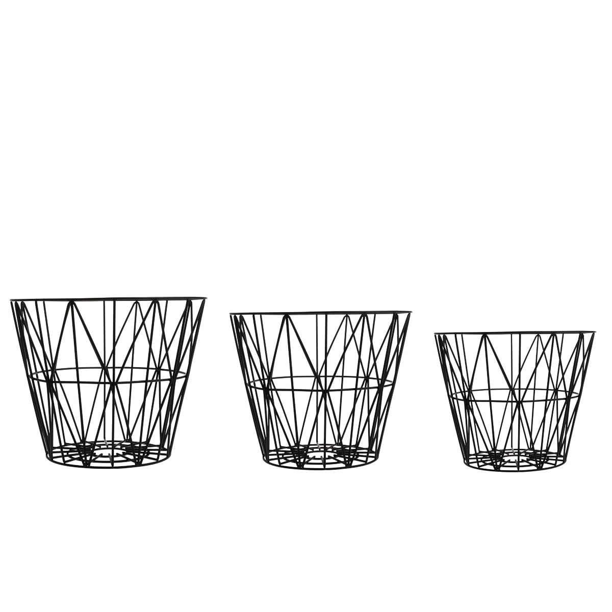 Ferm Living   Wire Basket Small  sizesThe Wire Basket from ferm Living in the shop. Ferm Living Basket Uk. Home Design Ideas