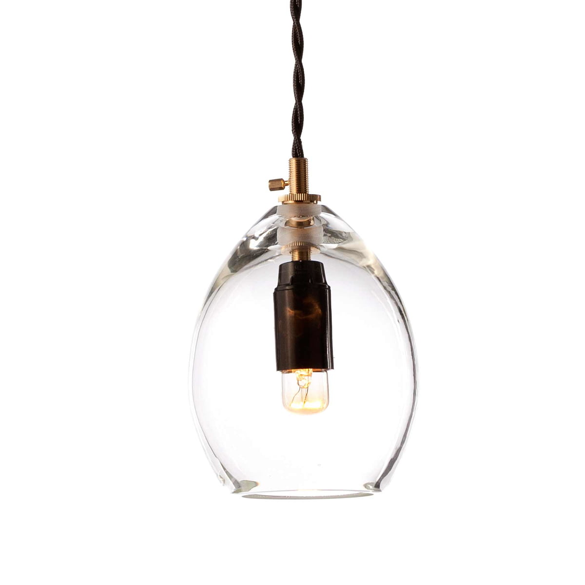 Unika pendant lamp by northern lighting the unika pendant lamp by northern in small transparent aloadofball Gallery