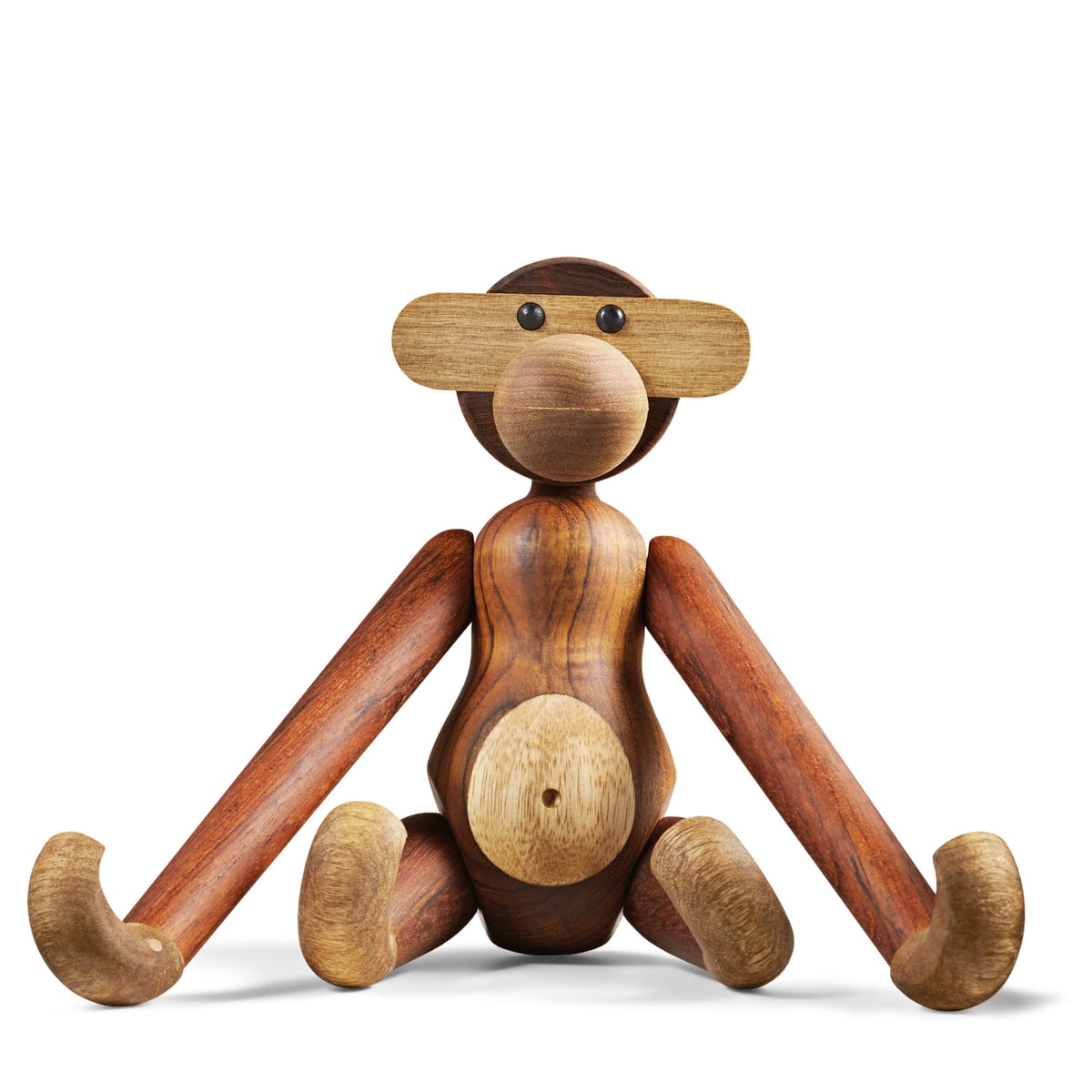 kay bojesen wooden monkey connox shop. Black Bedroom Furniture Sets. Home Design Ideas