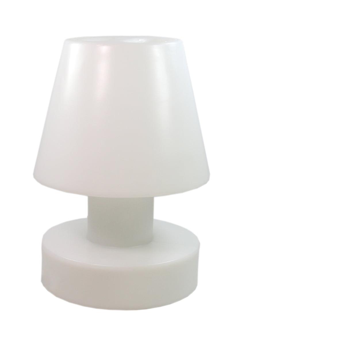 portable lamp led by bloom in design shop. Black Bedroom Furniture Sets. Home Design Ideas