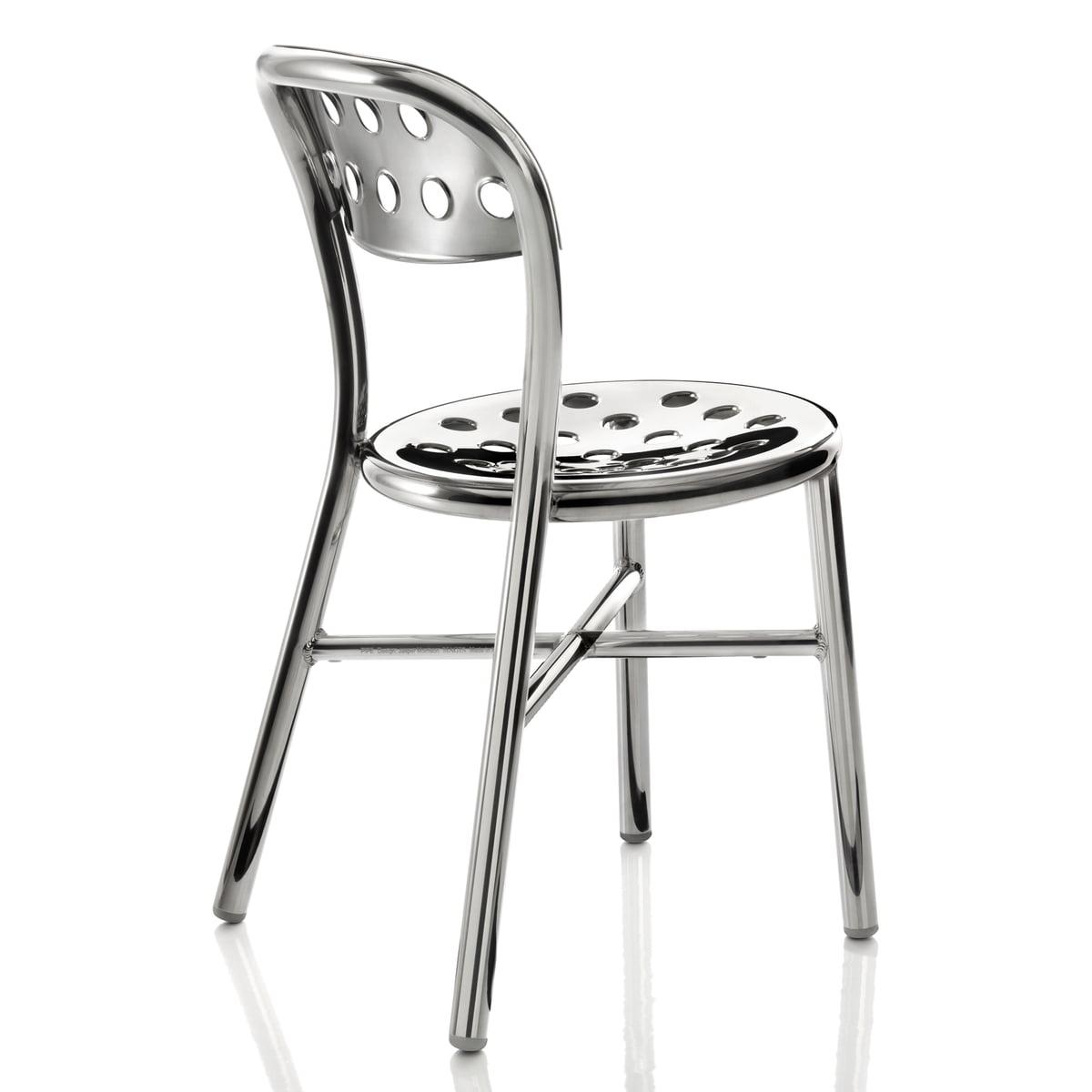 Magis   Pipe Chair, Aluminium