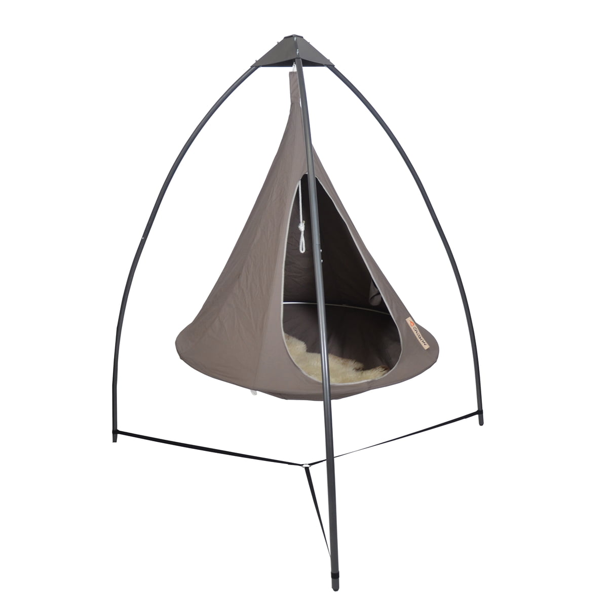 The Cacoon Metal frame for Swing Chair