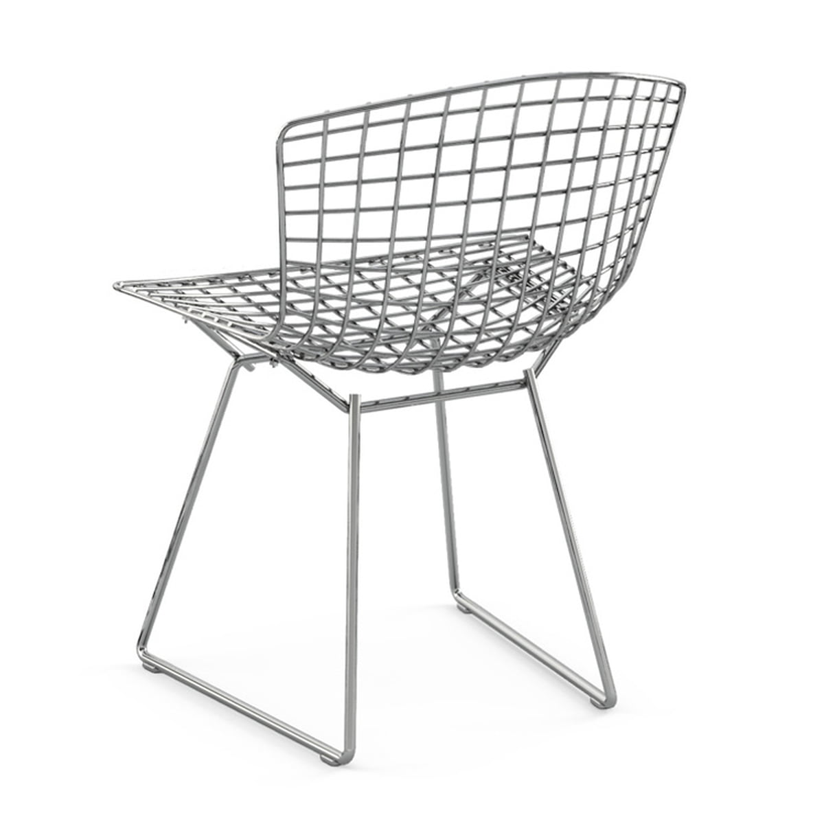 Knoll Home Design Shop: Bertoia Wire Chair By Knoll In The Home Design Shop