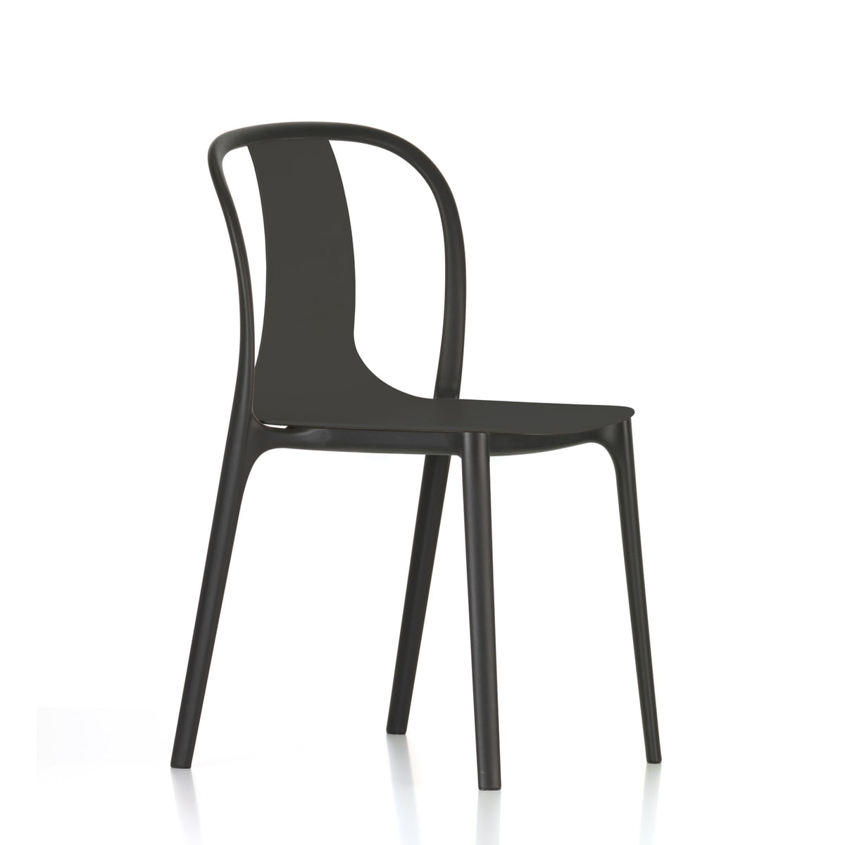 Belleville Chair Plastic by Vitra in the shop