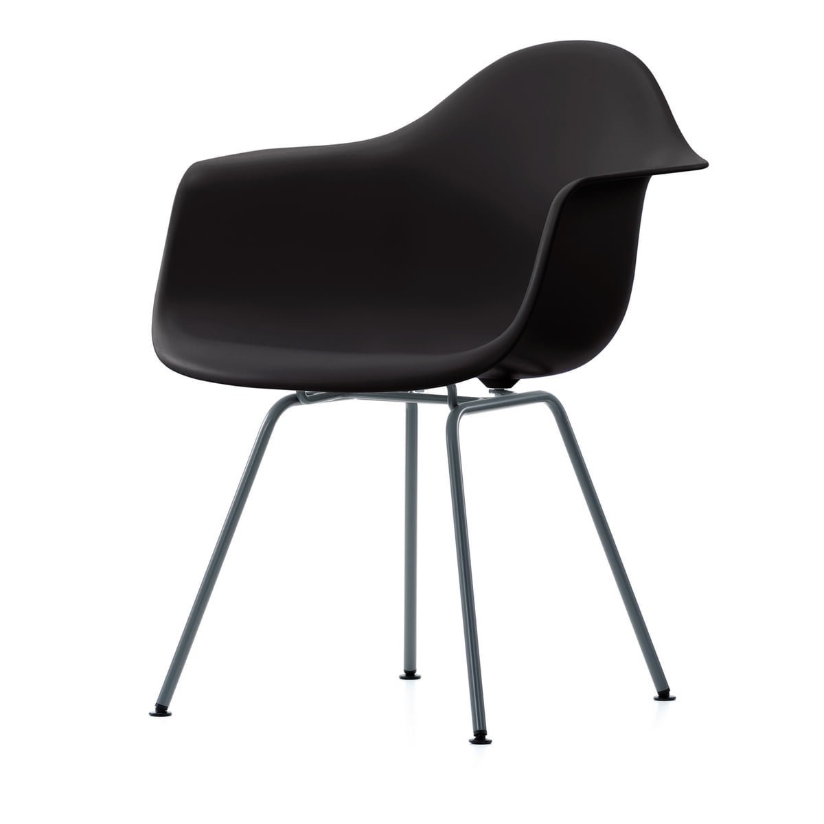 eames plastic armchair dax by vitra. Black Bedroom Furniture Sets. Home Design Ideas