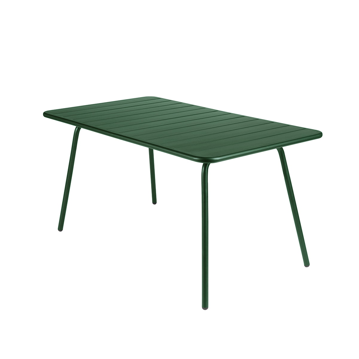 Luxembourg table by fermob at the design shop for Table extensible fermob
