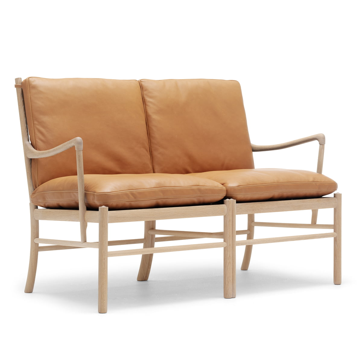 107 Best Images About Period Colonial Room Settings On: OW149 Colonial Sofa By Carl Hansen In The Shop