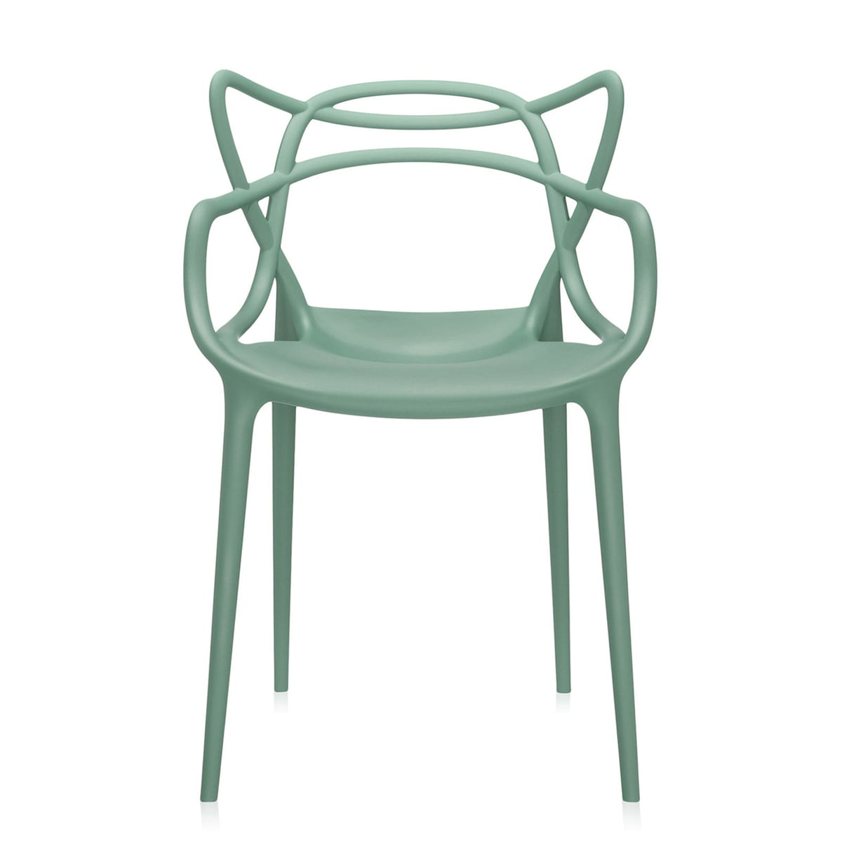 Kartell   Masters Chair, Green