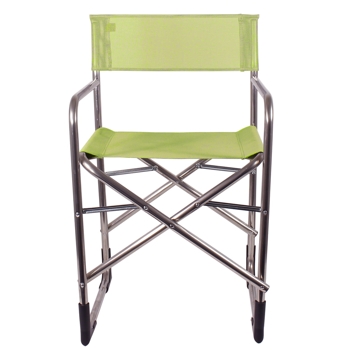 Fiam   Regie Aluminium Chair With Armrests, Pistachio