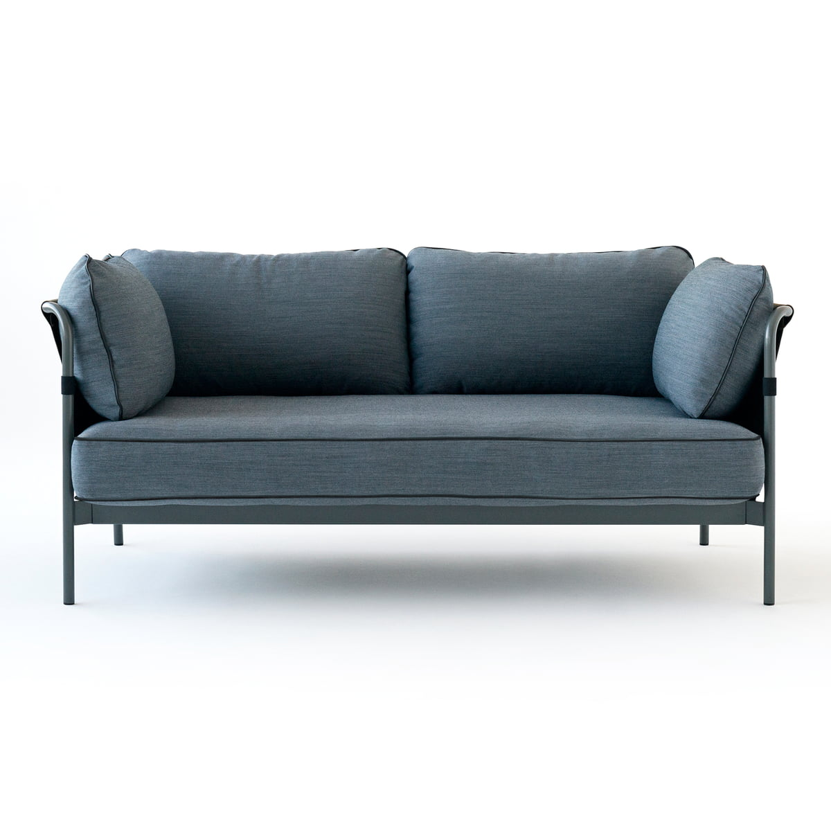 Can 2 Seater Sofa By Hay At The Home Design Shop