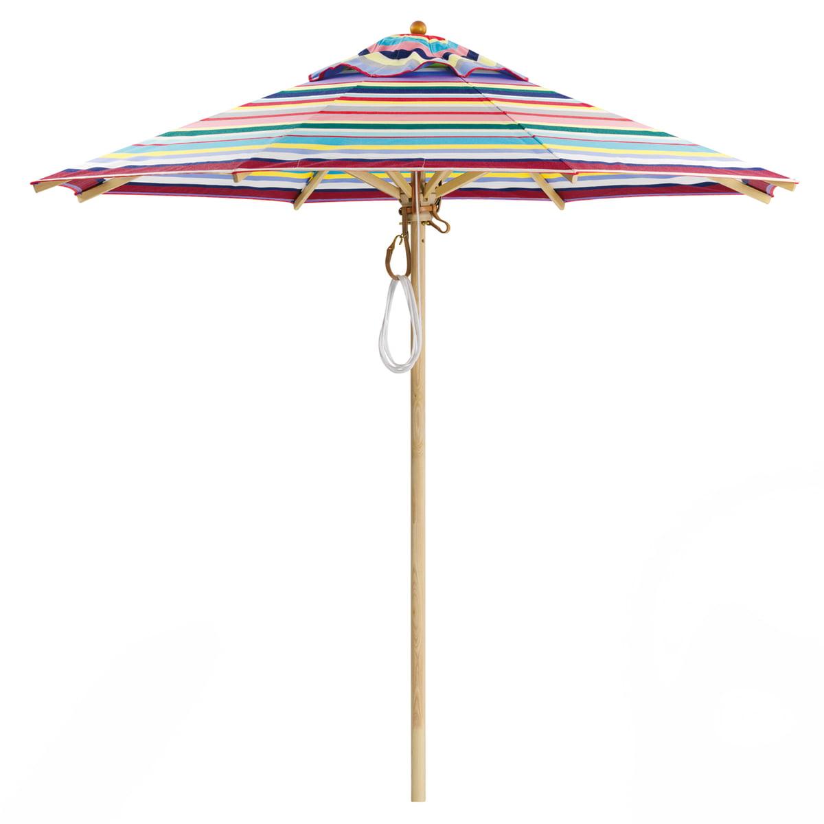 Weishäupl Sonnenschirm.Weishäupl Classic Parasol ø 210 Round Dolan Multicolor
