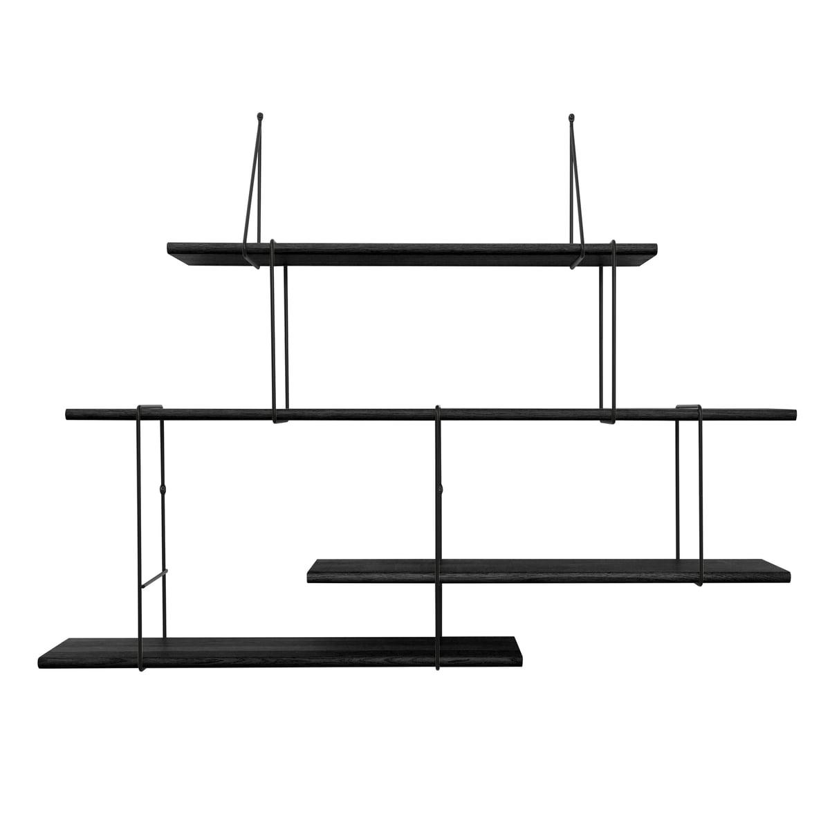 link shelf by studio hausen in the shop. Black Bedroom Furniture Sets. Home Design Ideas