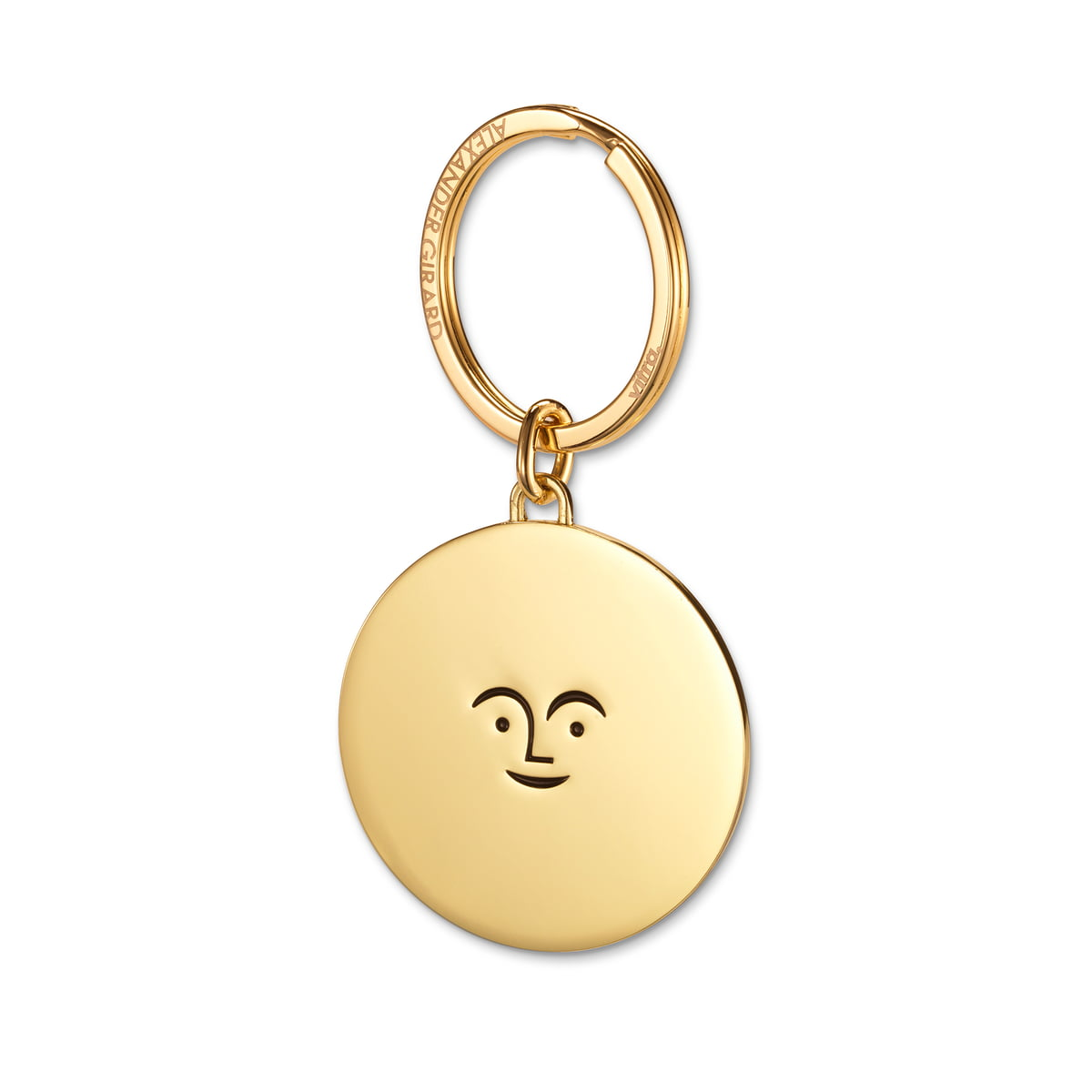 Large Keyring Ring