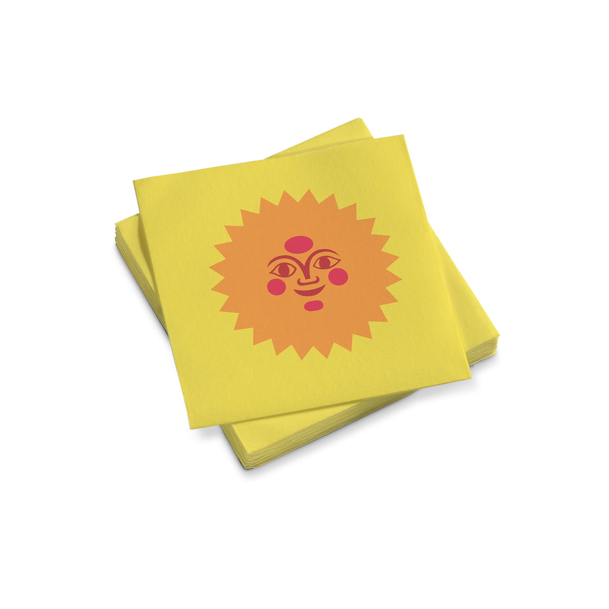 The Small Paper Napkins 25 X 25 By Vitra