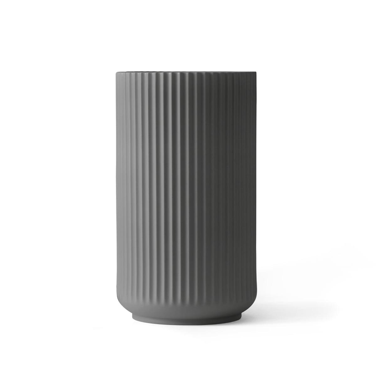 Splinterny Lyngby Vase dark grey in the shop online KJ41